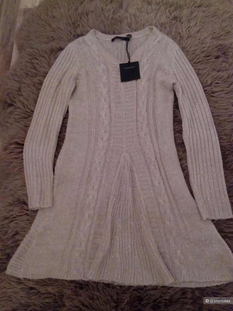 Вязаное платье Lauren Vidal, р. L