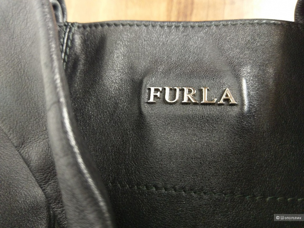 Сумка женская Furla, с бантом, medium.