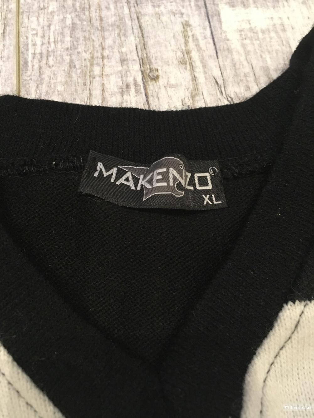 Свитер мужской Makenzo, размер 48