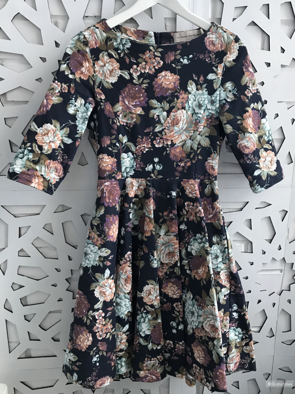 Платье Sultanna Frantsuzova размер 42(S)