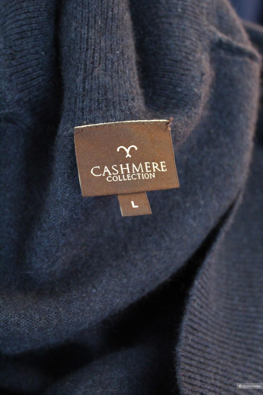 Кашемировый свитер L (42-46)