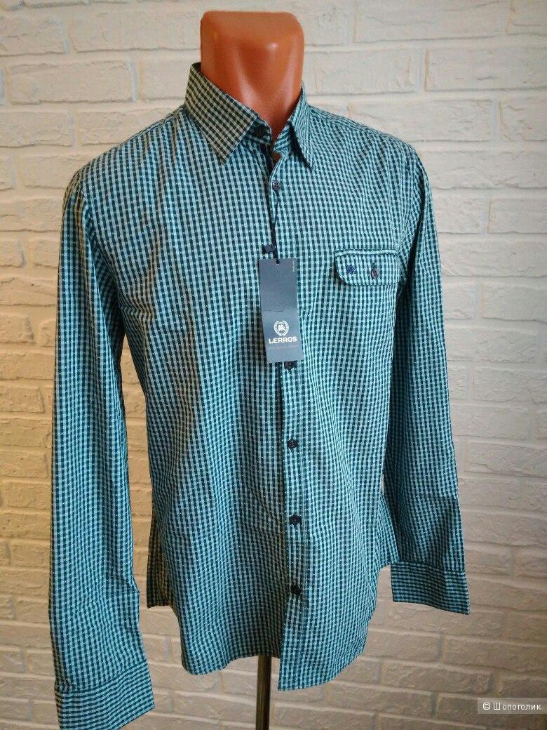 Мужская рубашка LERROS, размер 48-50