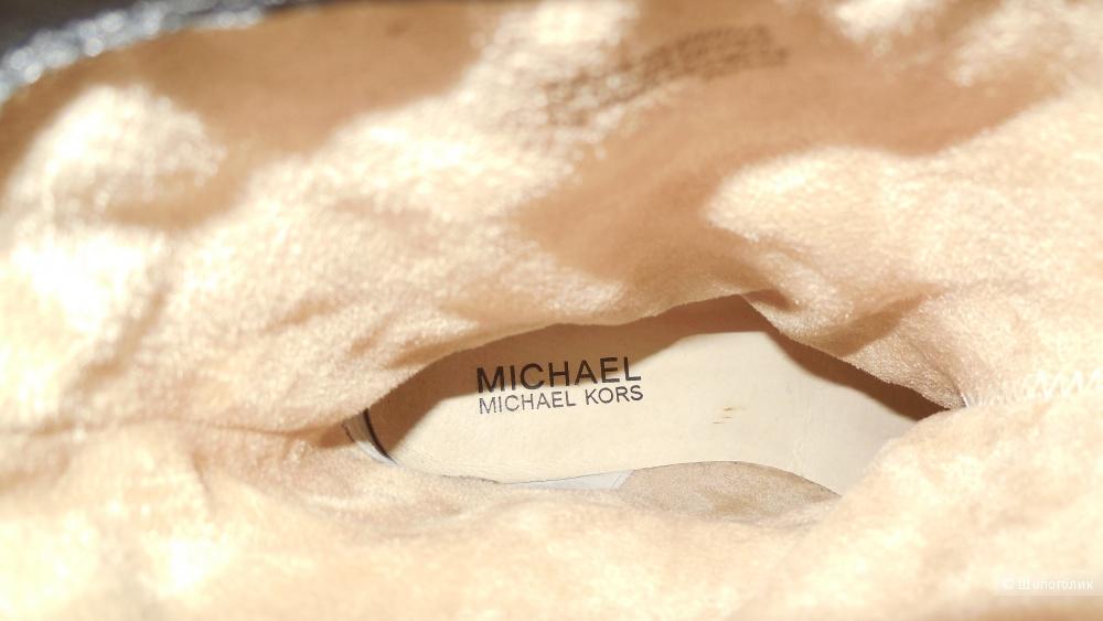 Полусапожки Michael Kors, размер 35.