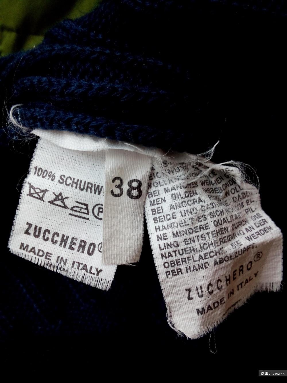 Пуловер ZUCCHERO  размер 38.