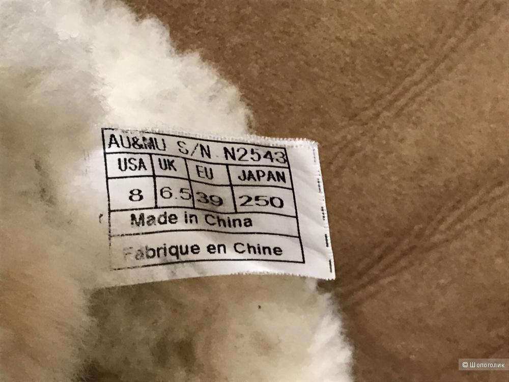 Угги AU&MU AUSTRALIA размер 37-37,5