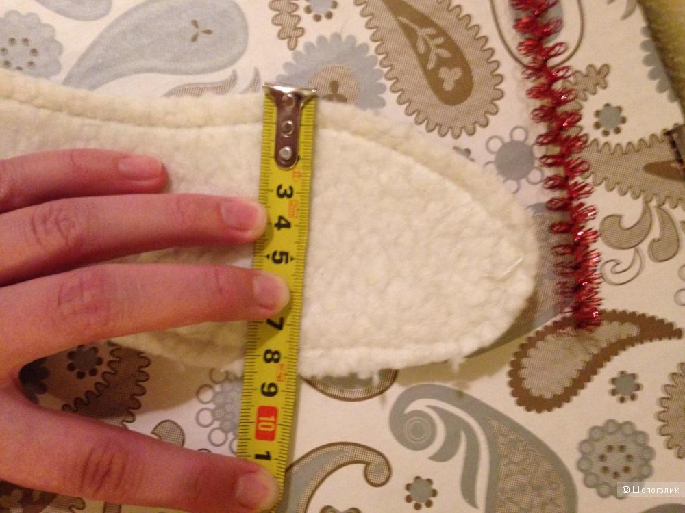Дутики Spur 39/40 размер ( 25-25,5  см) новые