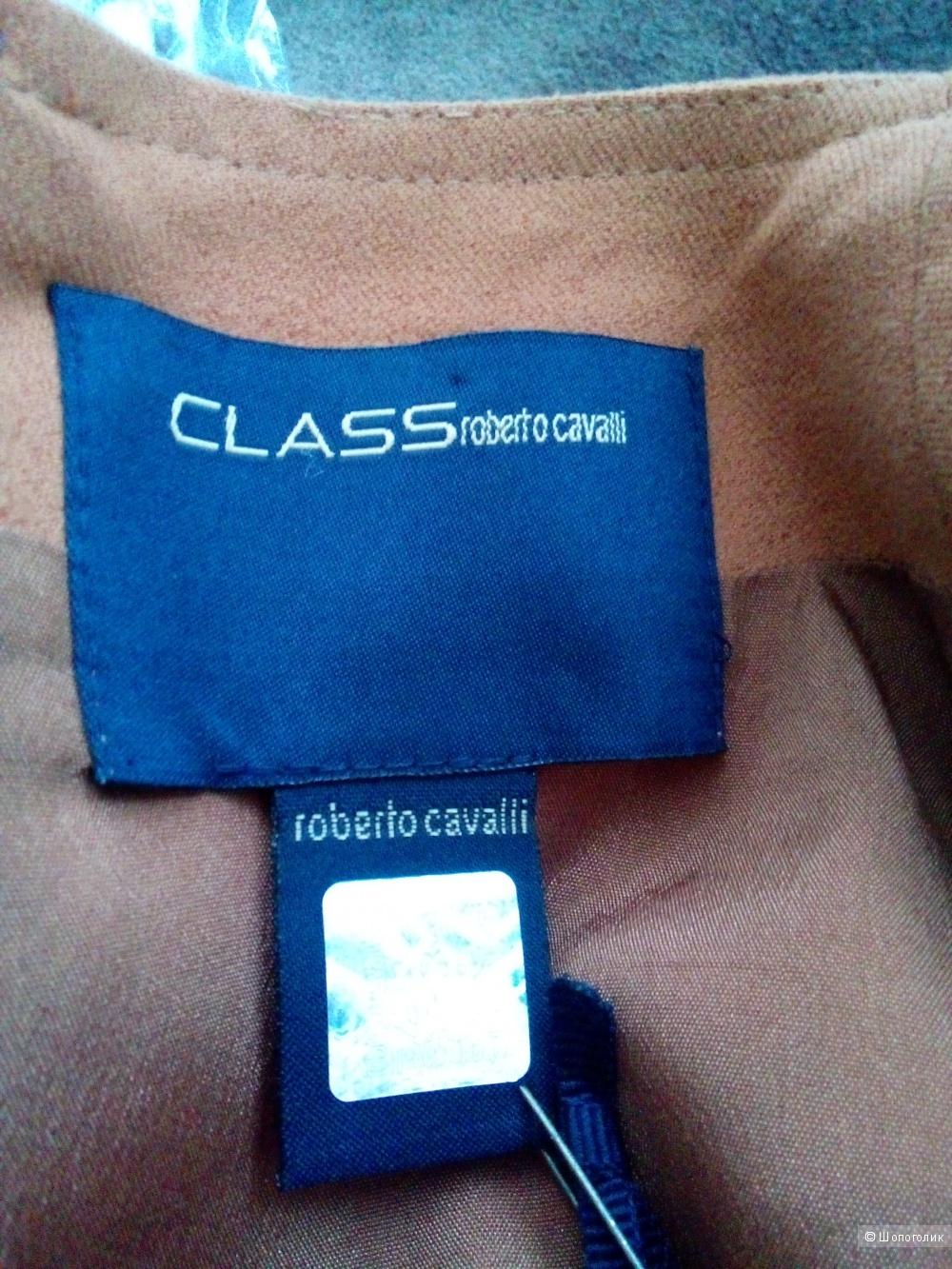 Платье CLASS ROBERTO CAVALLI 46IT