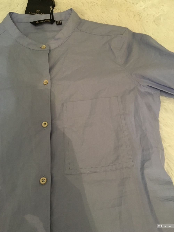 Рубашка Massimo Dutti, размер XS