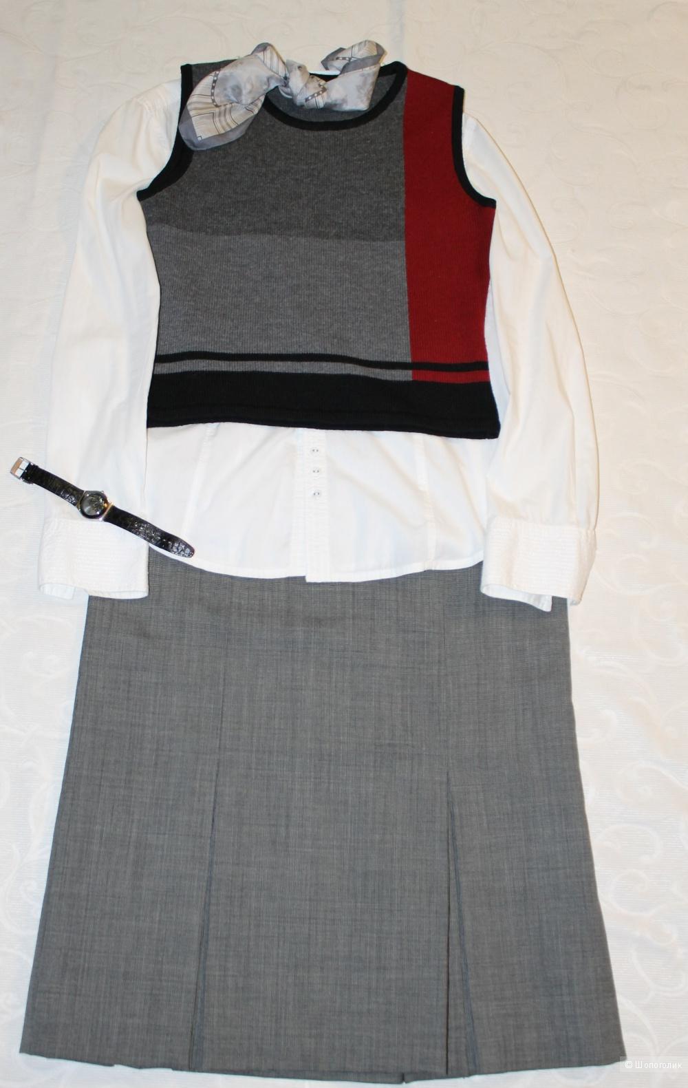 Юбка миди St Michael, 48 размер