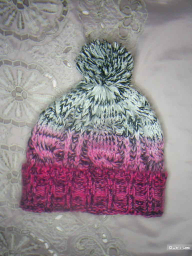 Вязаная шапка от C&A.