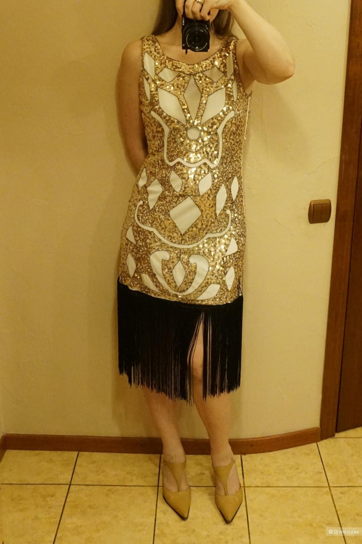 Платье вечернее, р-р L