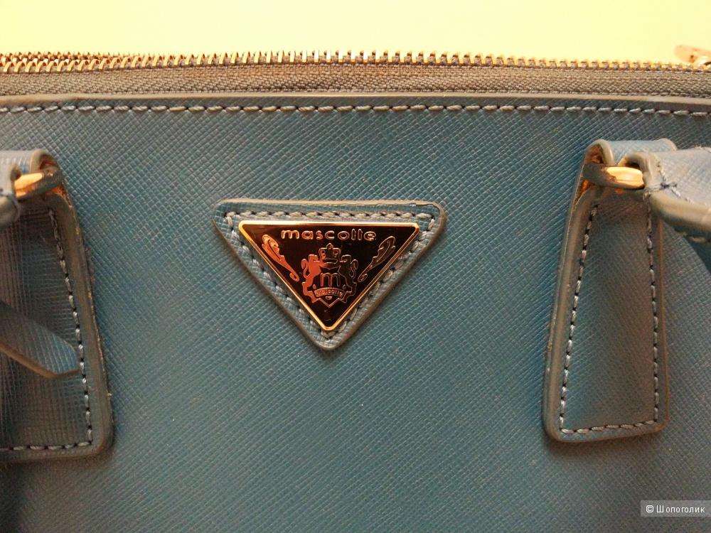 Кожаная сумка Mascotte