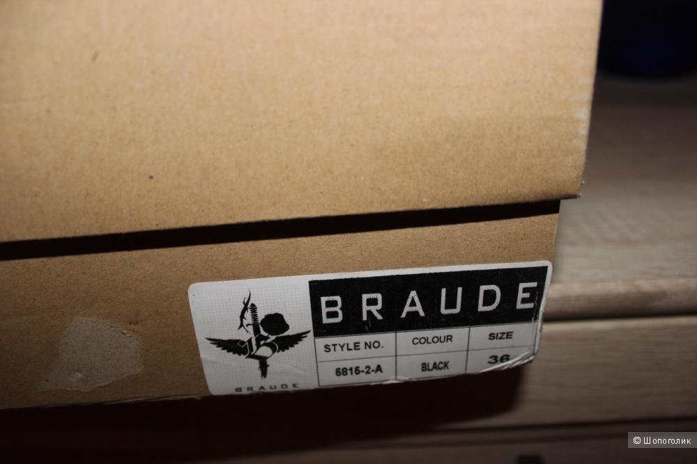 Угги BRAUDE, размер 36-37