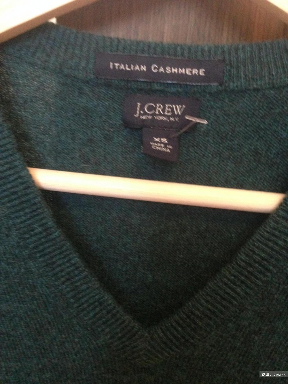 Свитер из 100% кашемира от Jcrew на 42-44
