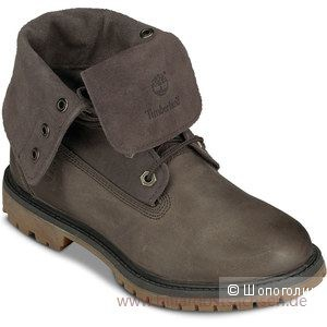 Timberland Authentics Suede Roll-Top Boots на 37 р-р(стелька 24,2см)