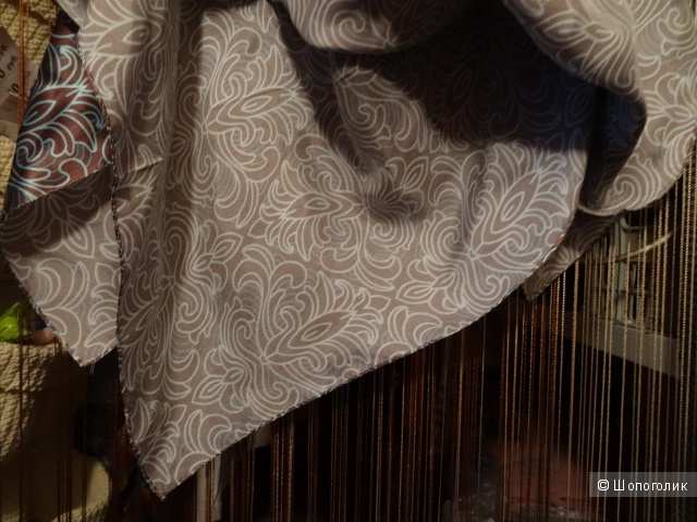 Шёлковый платок, 90*90