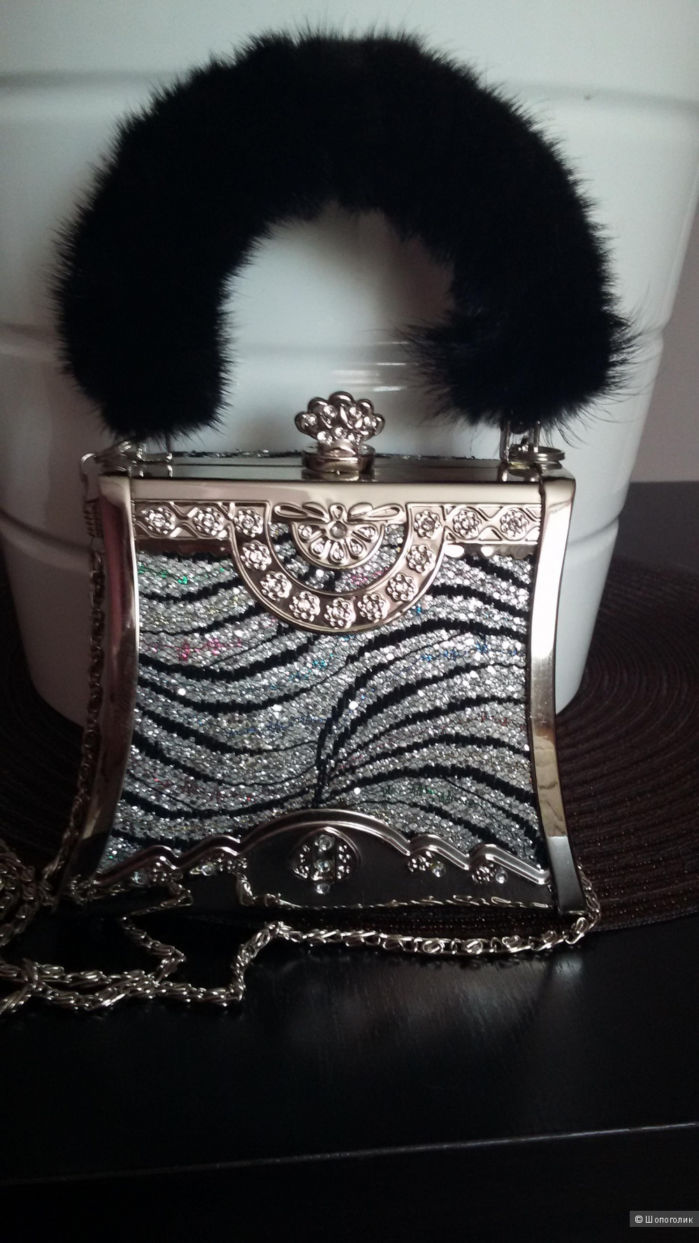 Театральная сумочка