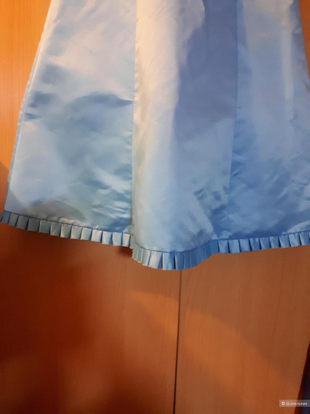 Платье для девочки на 10-12лет