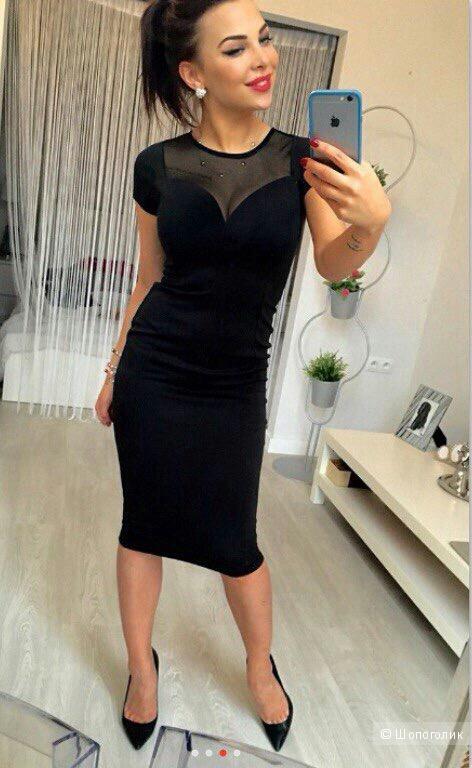 Платье 40-44 размер