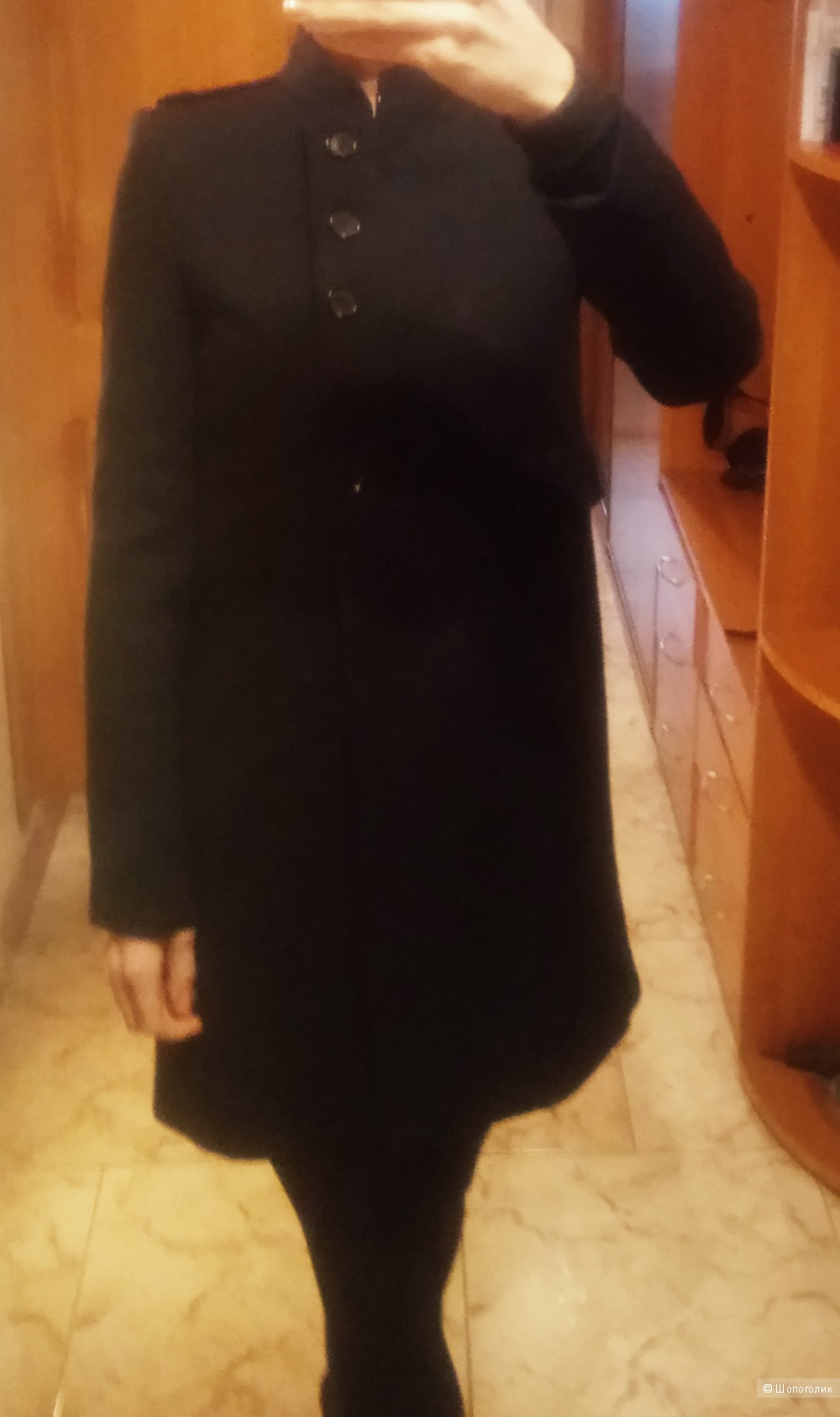 Пальто Zara, размер S