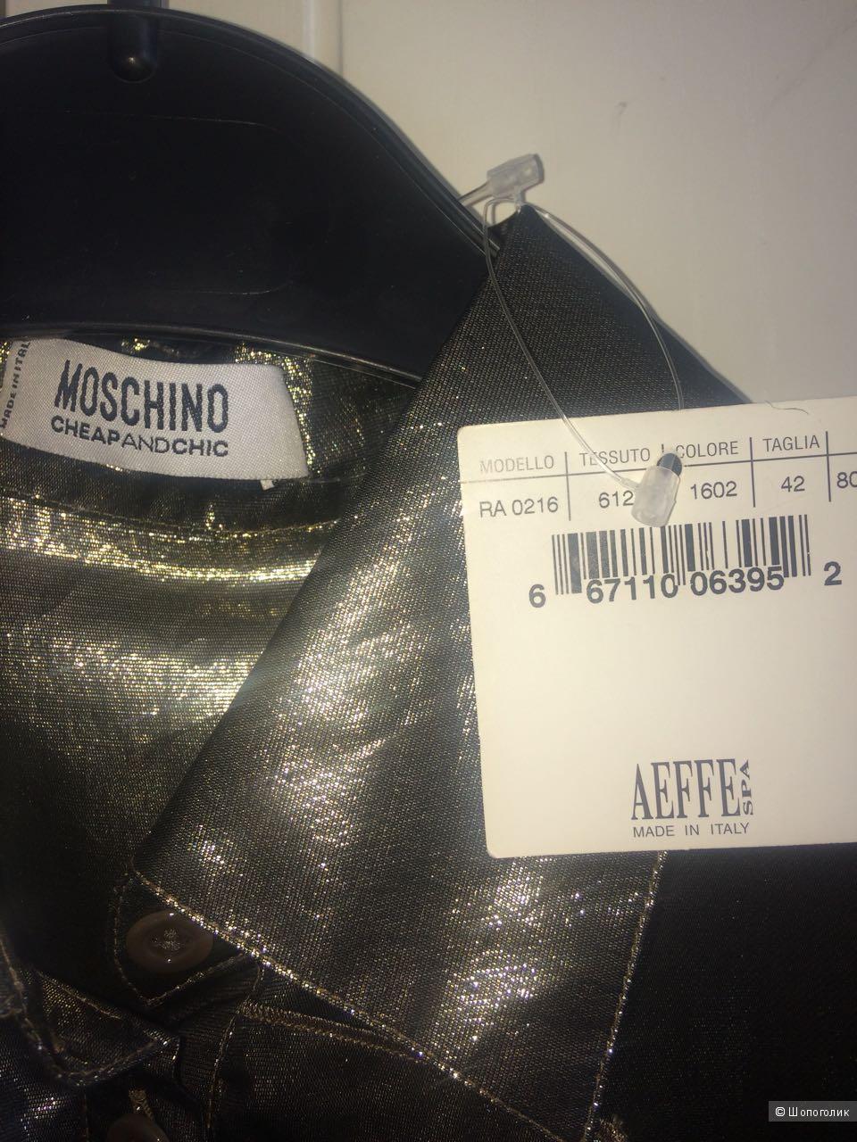 Блузка Moschino , размер 42 ит.