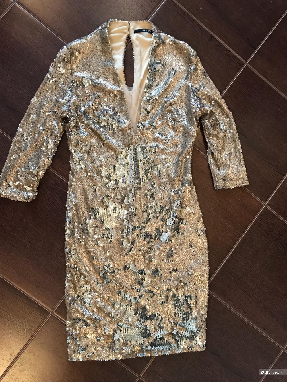 Коктейльное платье TFNS 44-46 размер