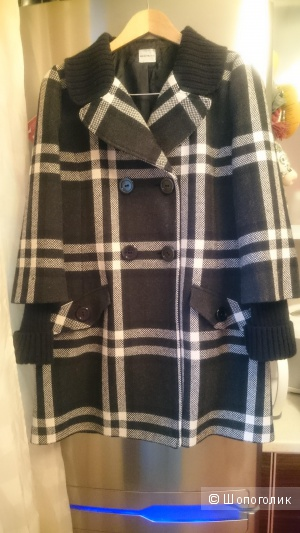 Пальто Pennyblack,  шерсть,  вискоза. Размер 44 российский.