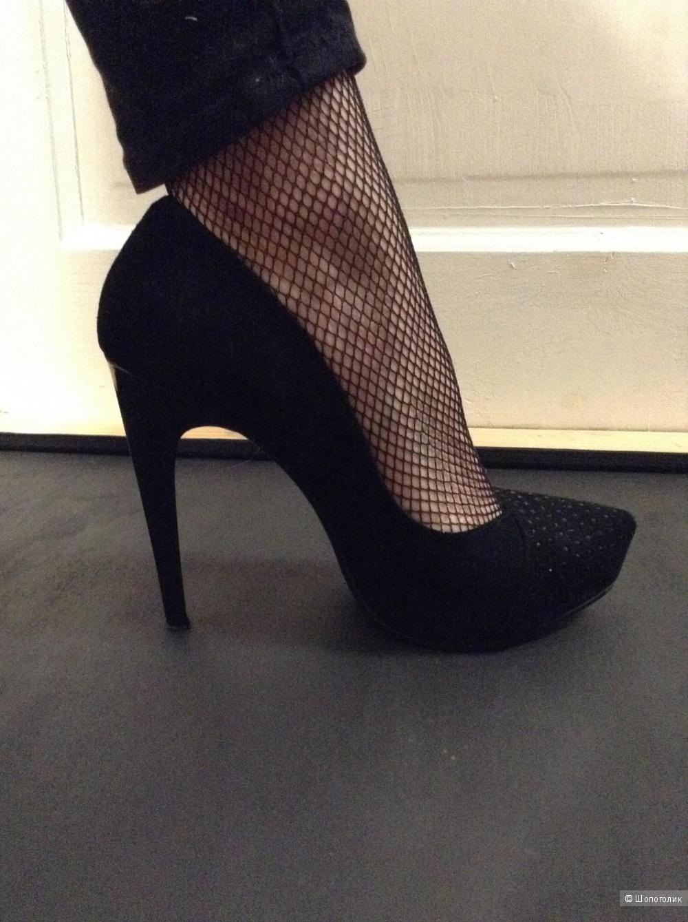 Замшевые туфли Vitacci, 38