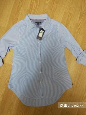 Рубашка Tommy Hilfiger для девочки 10-12 лет
