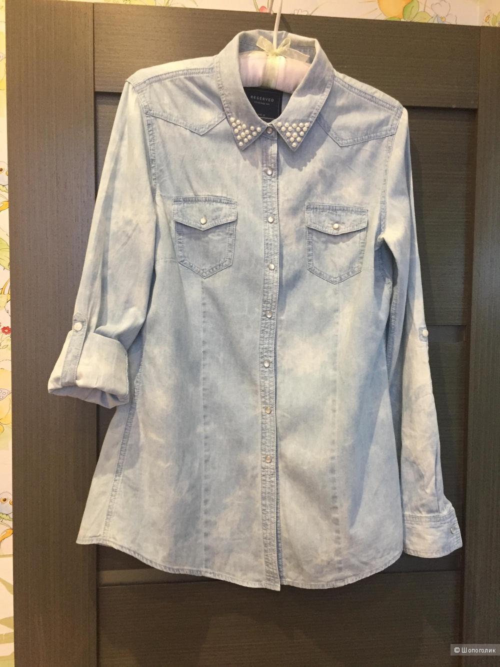 Рубашка женская Reserved, р 38 EUR