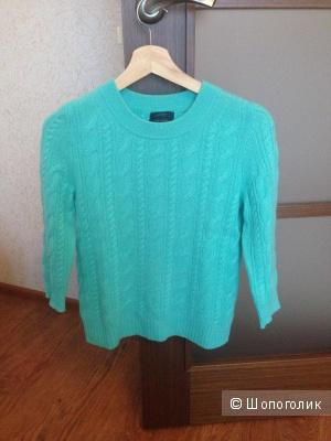 Кашемировый свитер Jcrew . Маркировка s