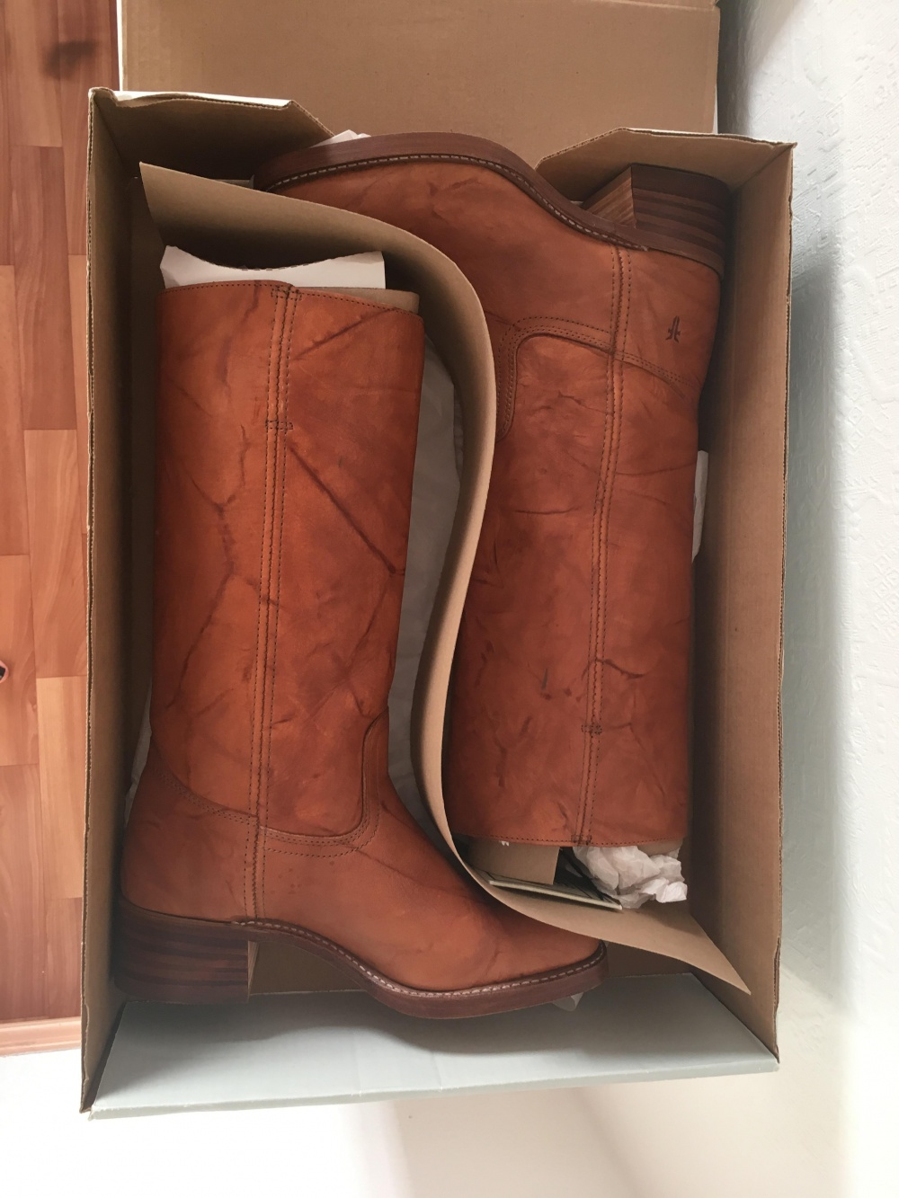 Сапоги FRYE 40 размер