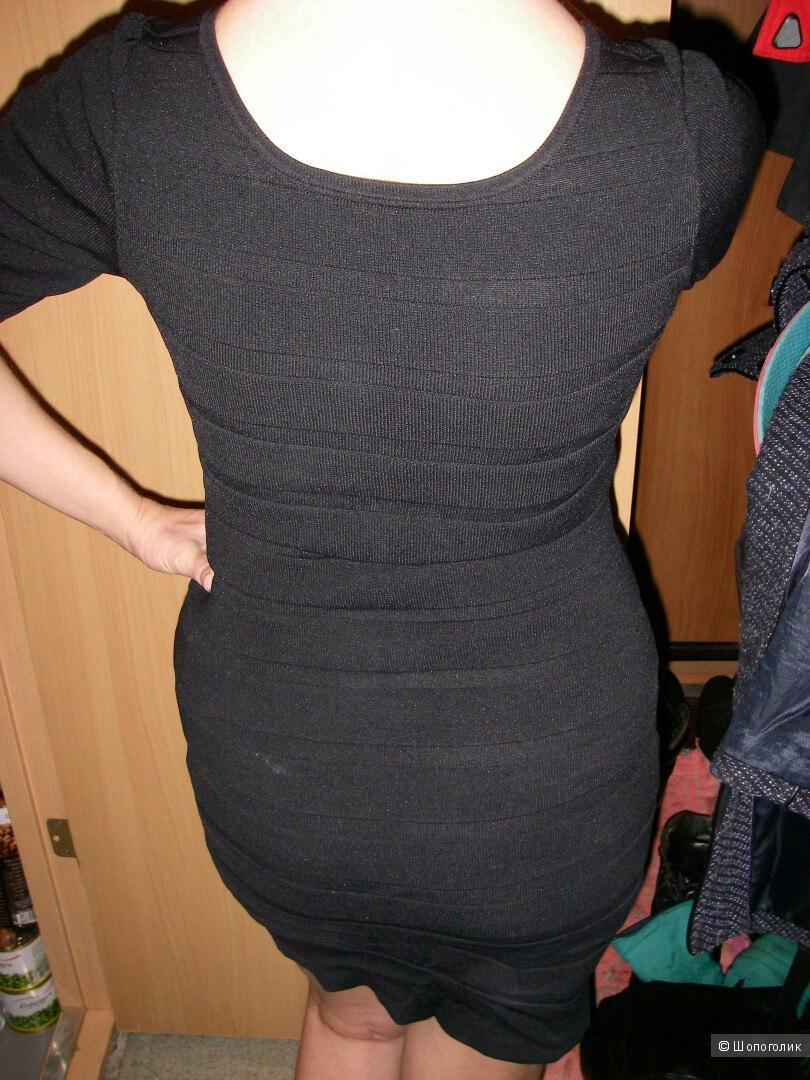 Платье-футляр, Mango