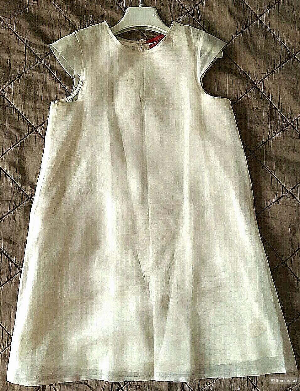 Нарядное платье от CAROLINA HERRERA на 8 лет