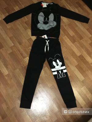 Спортивный костюм Mickey Mouse, 152 см