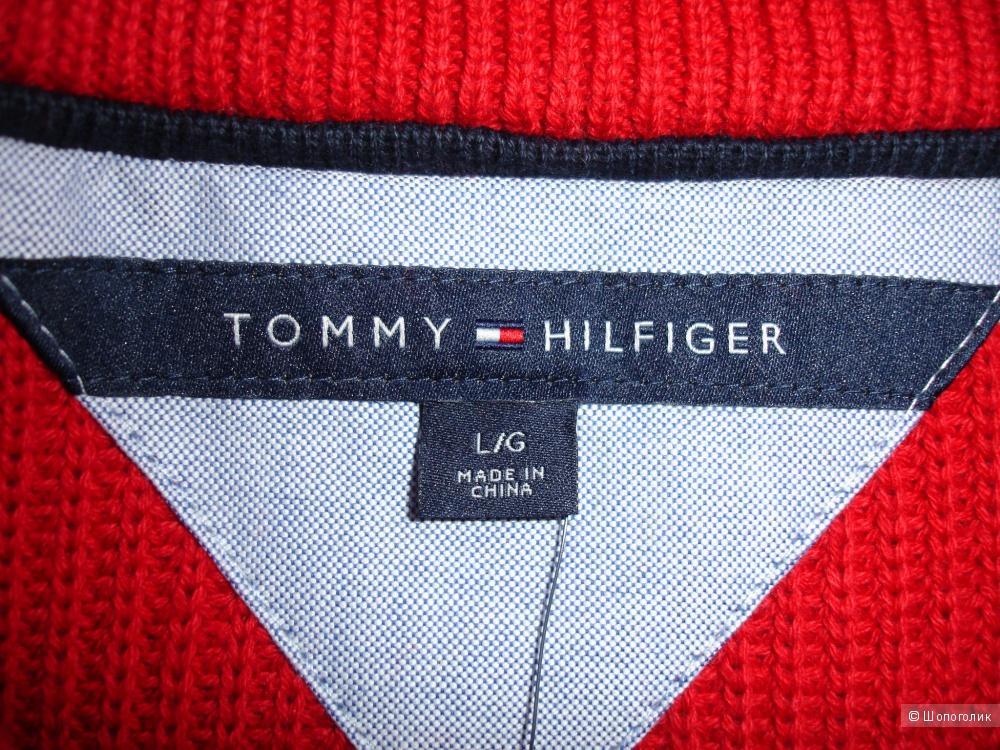 Свитер Tommy Hilfiger, размер L