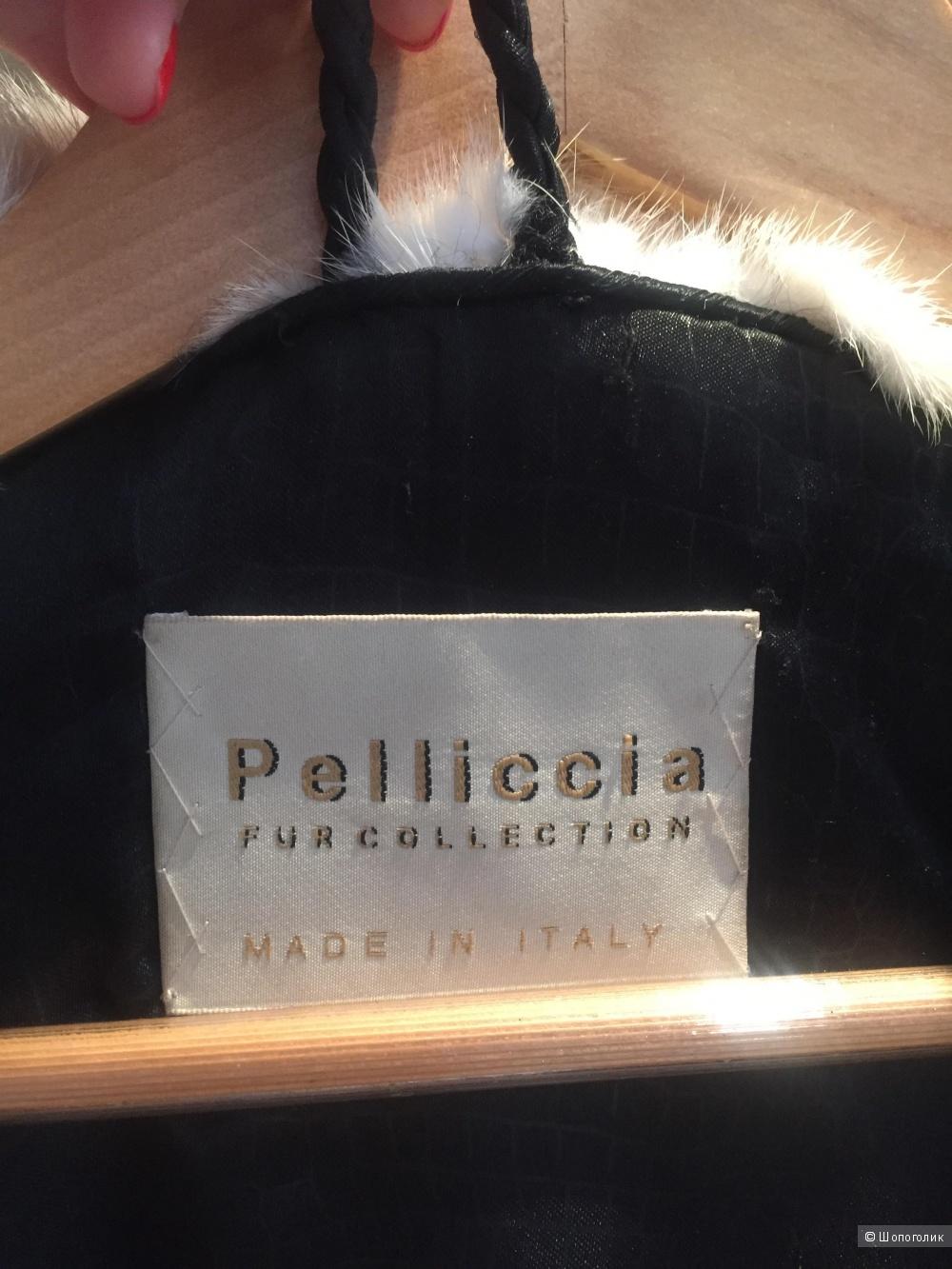 Норковая шуба Pelliccia 42-44 размер