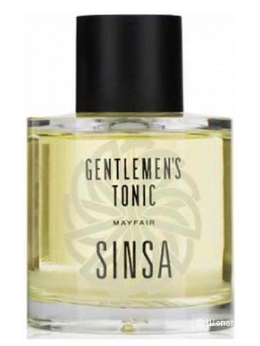 Парфюм Sinsa от Gentlemens Tonic 100 мл.