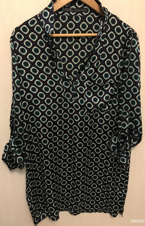 Платье туника Zara M