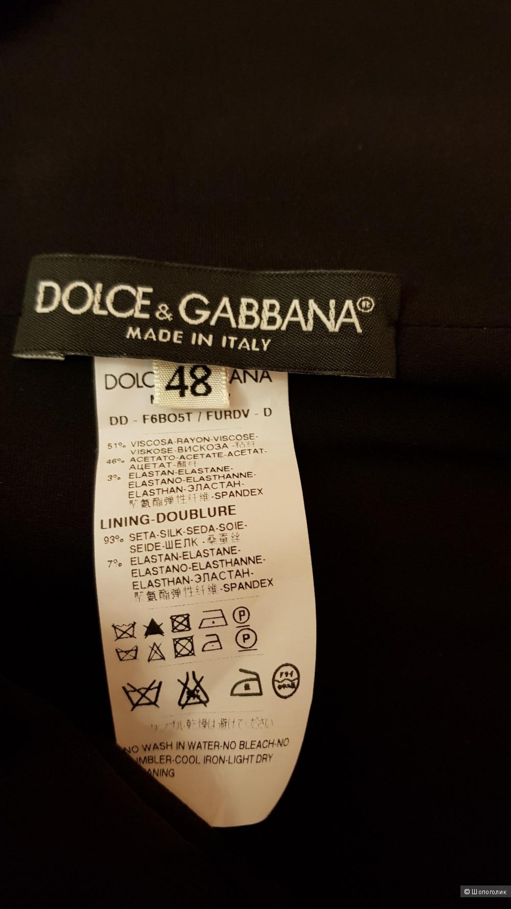 Платье , Dolce & Gabbana , 48  размер