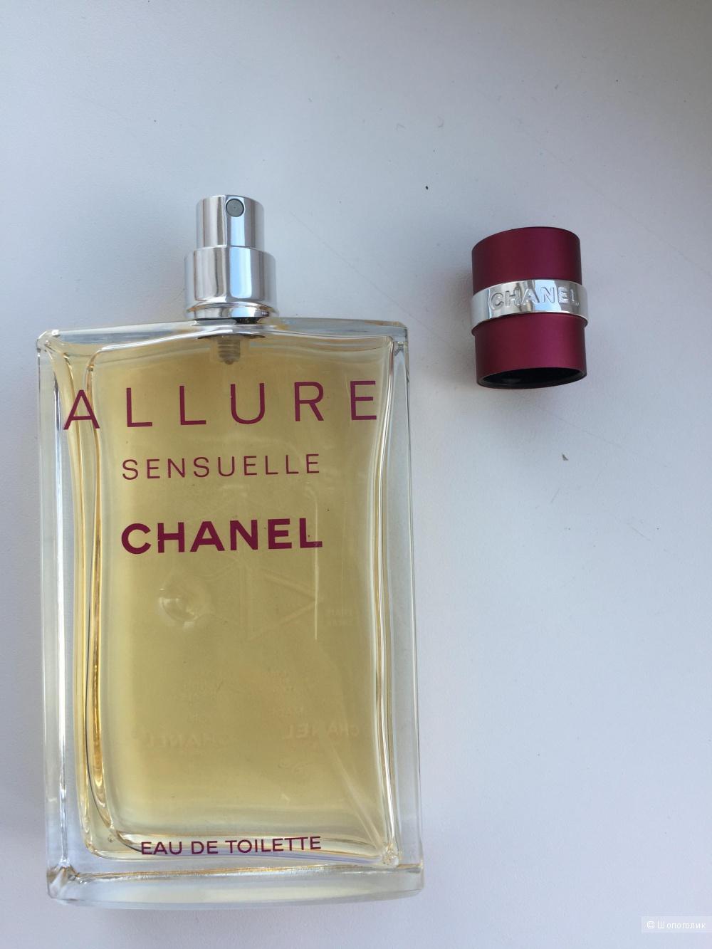 Духи Chanel allure sensuelle  ,100 ml