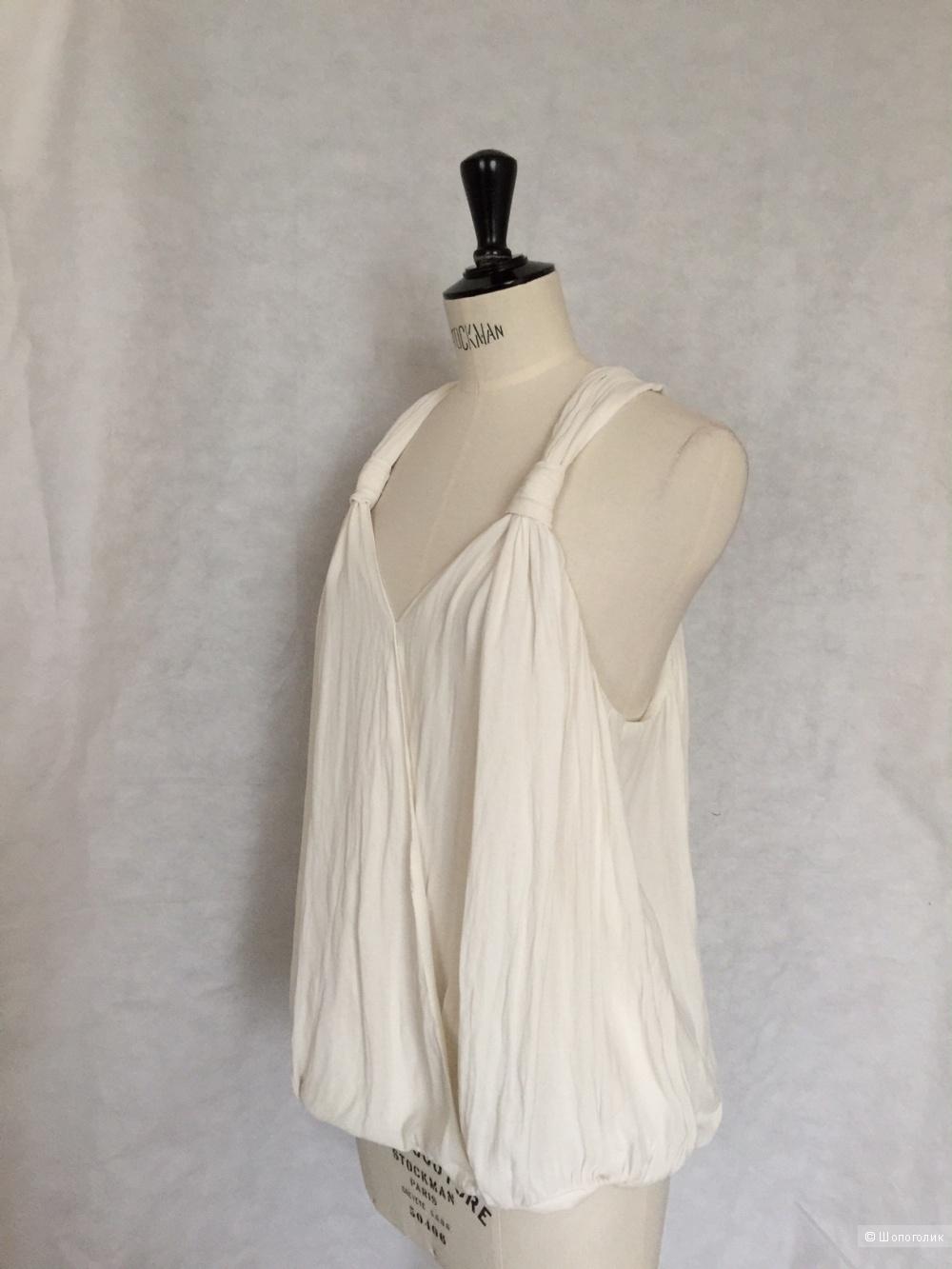Топ Zara Basic размер 52-54