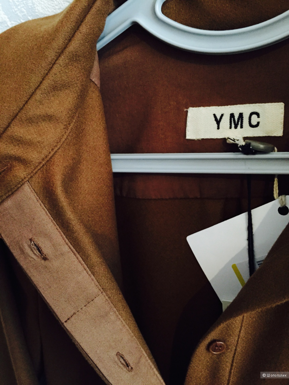 YMC шерстяное платье, размер M