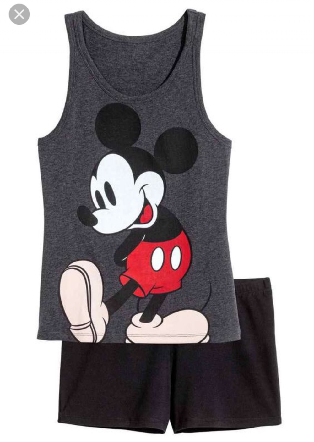 Пижама H&M. Размер S