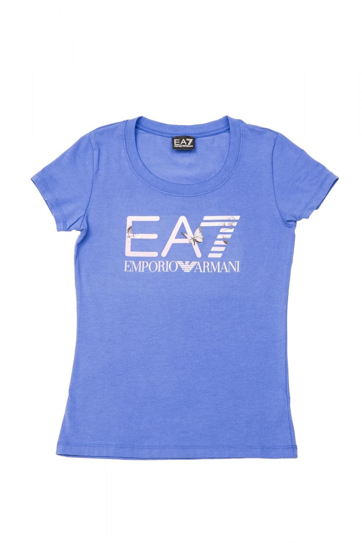 Женская футболка EA7, размер XS