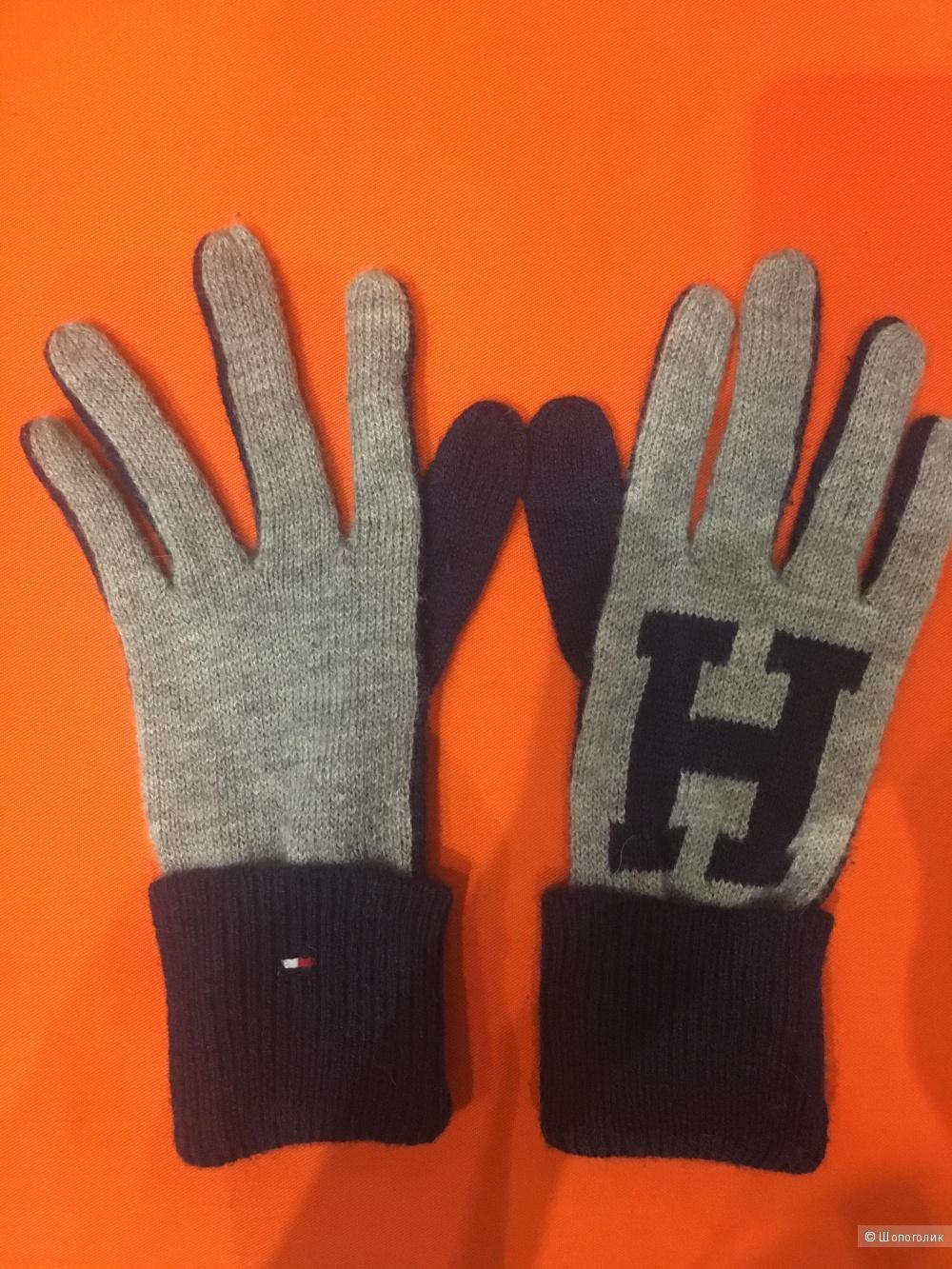 Перчатки Tommy Hilfiger,размер M