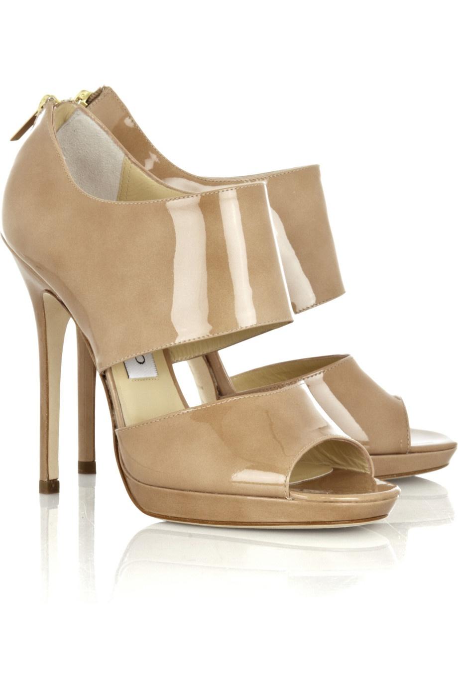 Туфли-босоножки Jimmy Choo, размер 36.5