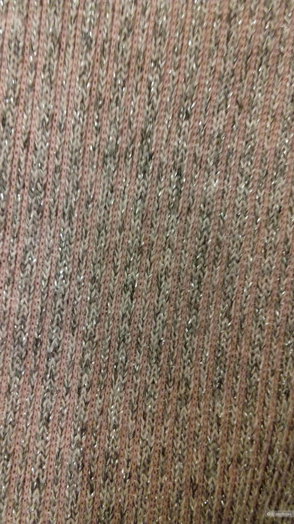 Трикотажная блуза, размер 42-44