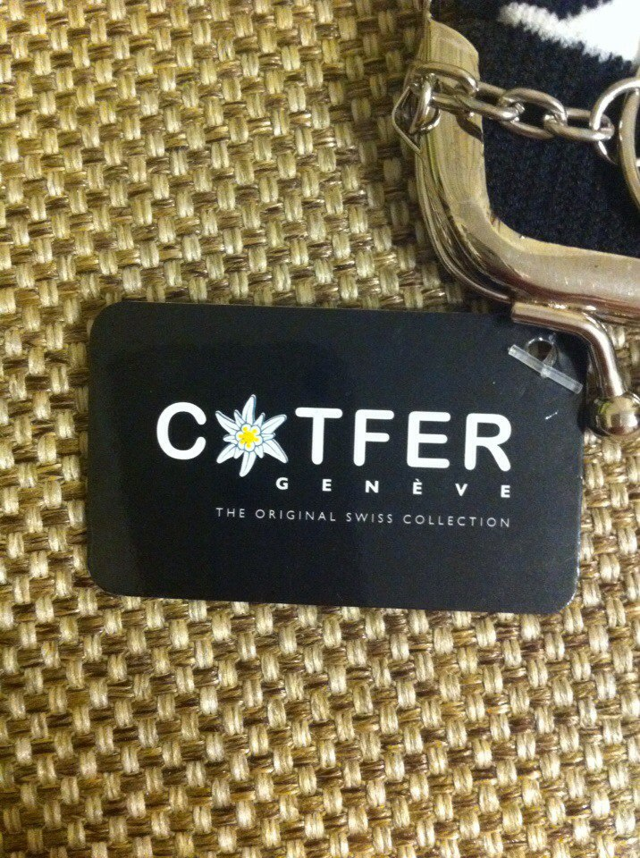 Кошелек -брелок для монет COTFER