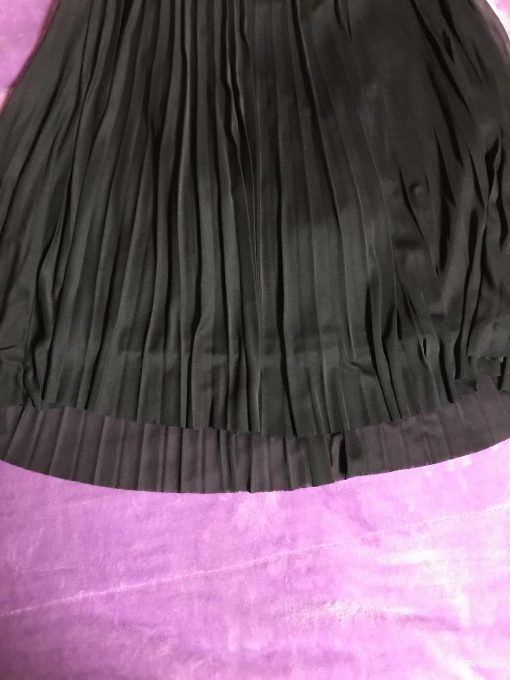 Комплект платье Hufei и болеро Rils размер 42-46